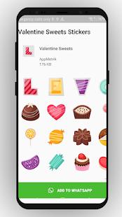 Download Valentine Sweet WA Stickers For PC Windows and Mac apk screenshot 1