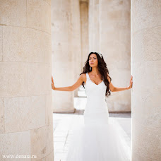 Wedding photographer Natalya Denisova (DeNata). Photo of 27.06.2017