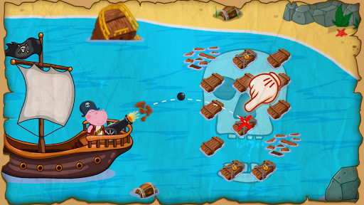 Pirate Games for Kids apkpoly screenshots 4