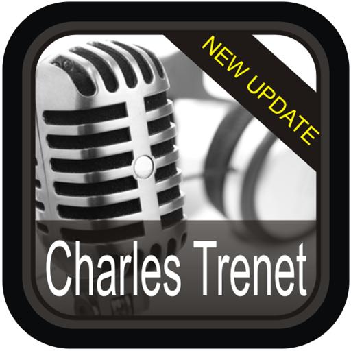 App lyrics Charles Trenet