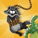 Raccoon Escape icon
