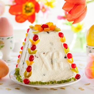 Pashka (Russian Easter Cake)