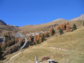 Photo: Herbst im Engadin