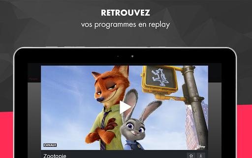 myCANAL, vos programmes en live ou en replay 3.3.9 screenshots 12