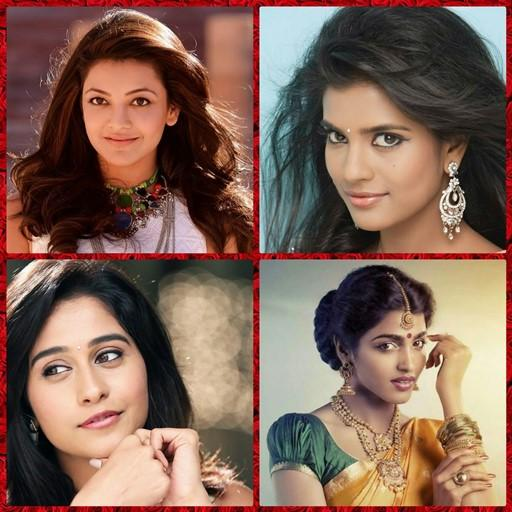 HD Tamil Actress