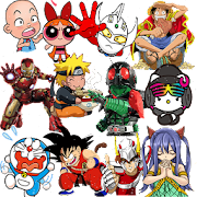 WAStickerApps Anime Sticker WASticker for WhatsApp