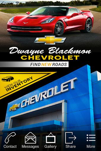 Dwayne Blackmon Chevrolet