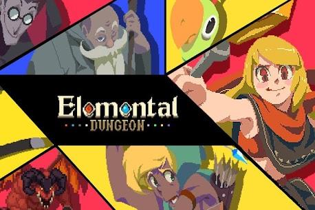 Elemental Dungeon MOD (Unlimited Money/Dumb Enemies) 1