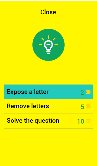 Simpsons Quiz- screenshot