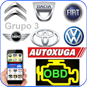 Citroen, Dacia, Fiat,Mini,VW scanner cars OBD2 ELM