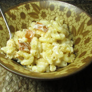 Gouda Goat Cheese Macaroni