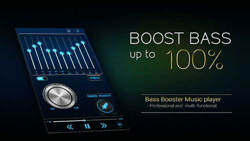 Bass Booster - Equalizer