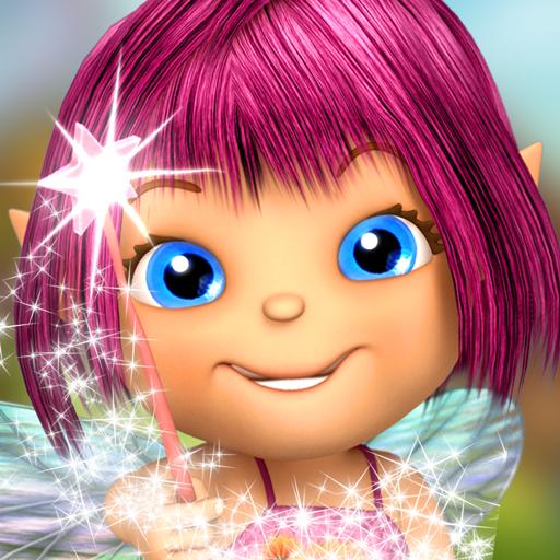 Talking Mary the Baby Fairy Icon