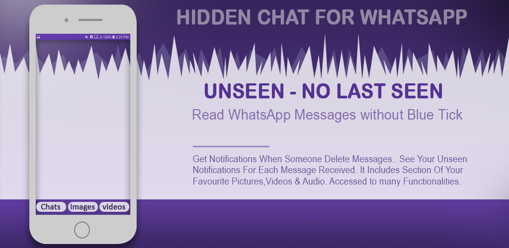 Download Hide Unseen Online, No Seen Last Seen, Hide Read APK latest