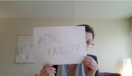 [Epic Fail TV] Praat ik echt zo overdreven?