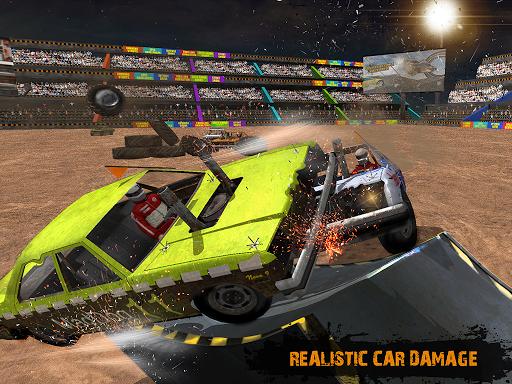 Demolition Derby Car Crash Stunt Racing Games 2020 filehippodl screenshot 9