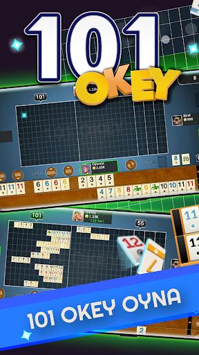 101 Okey - u0130nternetsiz 1.6.0 screenshots 1