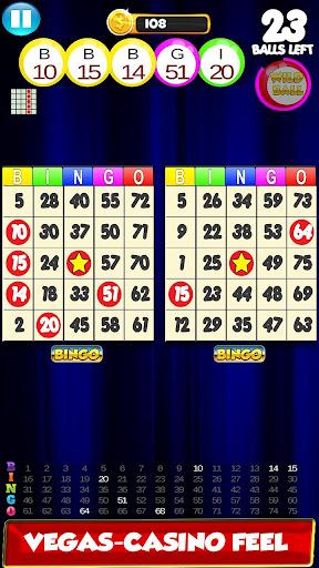 Bingo: New Free Cards Game Vegas and Casino Feel  screenshots 5