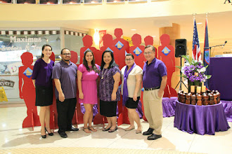 Photo: The Guam Coalition Against Sexual Assault & Family Violence team