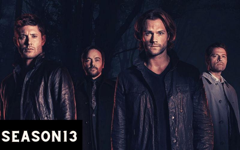 index of supernatural season 13