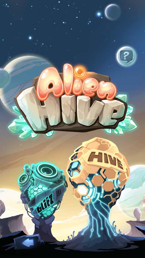 Alien Hive- screenshot
