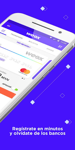 weex wallet 1.69 screenshots 2