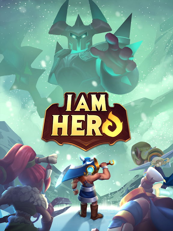 I Am Hero: AFK Tactical Teamfight  poster 16