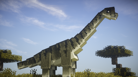 Prehistoric world - MyCraft screenshot 2