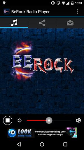 BeRock Radio Player