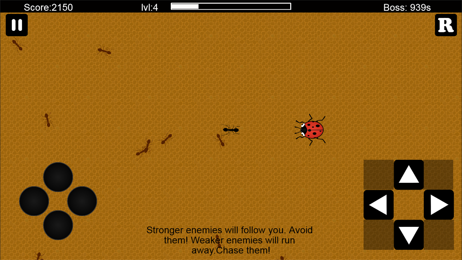 Ant Evolution - screenshot