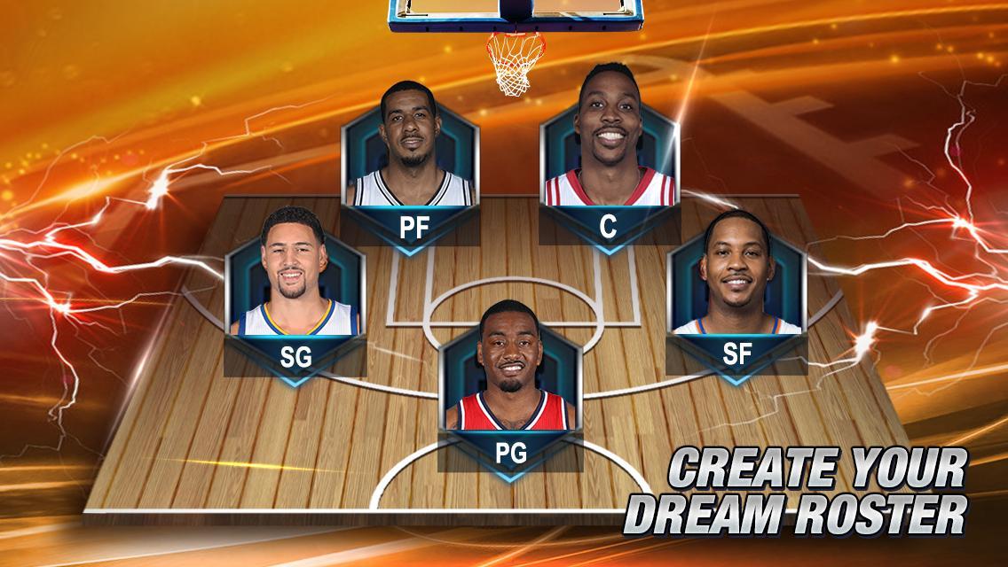 NBA All Net screenshot #2