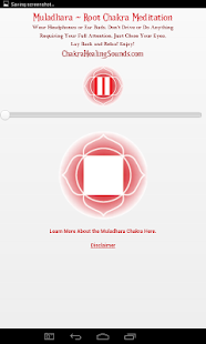 Root Chakra Sound Meditation- screenshot thumbnail