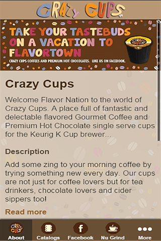 Crazy Cups- screenshot