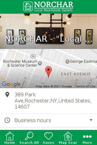 NORCHAR Real Estate- screenshot