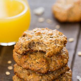 Toasted Coconut Quinoa Breakfast Cookies Recipe
