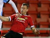 Marnick Vermijl (ex-Manchester United) devrait revenir en Belgique