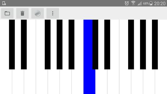 Real Music Piano HD Pro screenshot 2