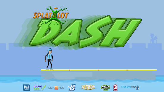 Splatalot Dash!- screenshot thumbnail
