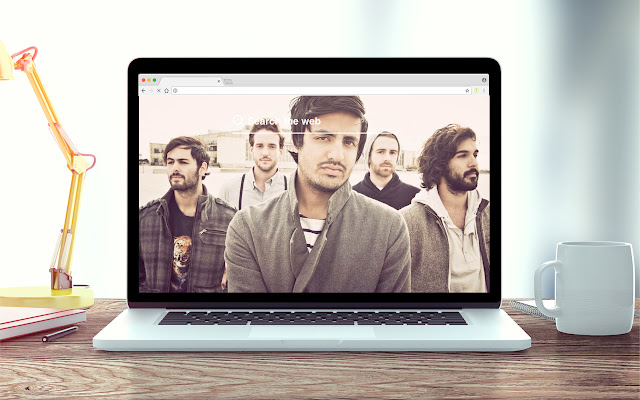 Young The Giant New Tab Music Theme