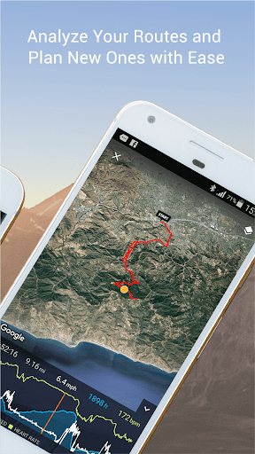 Sports Tracker screenshot