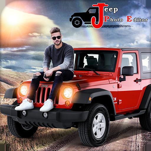 Stylish Jeep Photo Editor