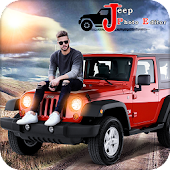Stylish Jeep Photo Editor