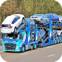 Cargo Euro Truck Drive - Car Transport New icon