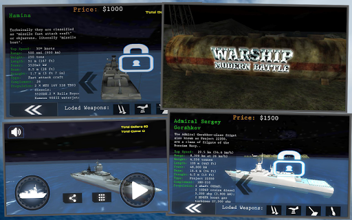 近代海軍の軍艦:第二次世界大戦