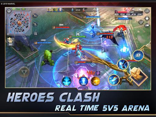 MARVEL Super War screenshot 12