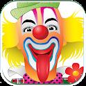 Circus joker Lock Screen icon