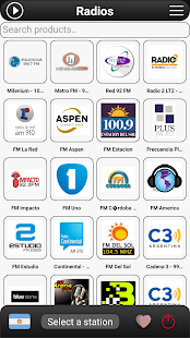 Argentina Radio FM - náhled