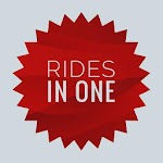 Rides in One - All Travel Offers In One Place Icon