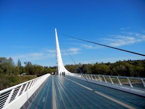 Photo: The Sundial Bridge in Redding, CA