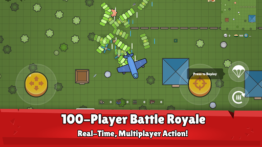 ZombsRoyale.io - 2D Battle Royale